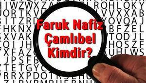 Faruk Nafiz Çamlıbel Kimdir Faruk Nafiz Çamlıbelin Kısaca Hayatı, Eserleri (Kitapları), Sözleri Ve Şiirleri