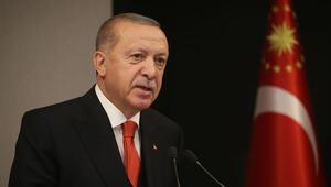 Cumhurbaşkanı Erdoğandan 19 Mayıs mesajı: Işığımız, umudumuz, geleceğimiz sevgili gençler…