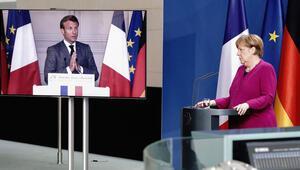Almanya ve Fransa'dan 500 milyar Euro'luk kurtarma teklifi