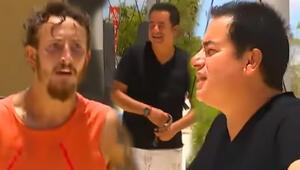 Acun Ilıcalı önce kızdı sonra güldü: Bana posta koyan ilk yarışmacı