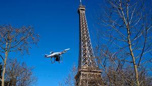 Polisin 'drone'la halkı kontrol etmesine yasak