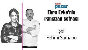 Ebru Erkenin konuğu Fehmi Samancı