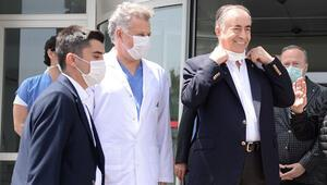 Son Dakika | Galatasaray Başkanı Mustafa Cengiz yoğun bakımdan çıktı