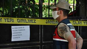 Anjiyo sonrası testi pozitif çıktı, ziyarete gelen 47 kişi karantinaya alındı