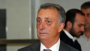 Beşiktaş Başkanı Ahmet Nur Çebiden sevindiren haber