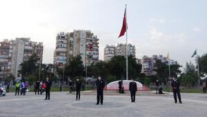 Polisten 19.19da İstiklal Marşı