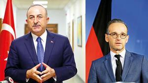 Çavuşoğlu ve Maas turizmi görüştü.. 'Türkiye güvenli ülke'