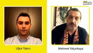 Mehmet Yalçınkaya: Fatih Terimin virüse yakalandığını duyunca ağladım