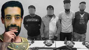 Mısırda Muhammed Salah maskeli soygun girişimi Tutuklandılar...