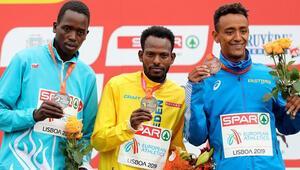 Rakibi dopingli çıkınca altın madalya milli sporcumuza geldi