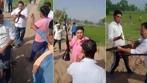 Ülke bu vahşeti konuşuyor Politikacı ve oğluna kanlı infaz