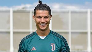 Cristiano Ronaldo idmanda Günler sonra ilk kez...