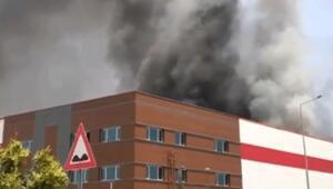 Ankarada yangın paniği...