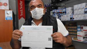 Yanlışlıkla KKTC İçişleri Bakanlığına yaptığı izin başvurusu onaylandı