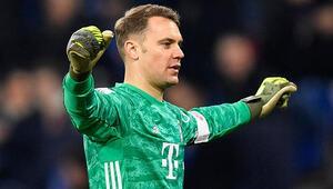 Bayern Münih, Manuel Neuer ile sözleşme uzattı