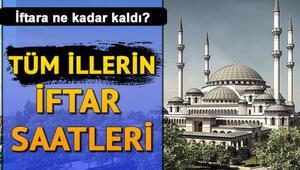Ramazan İmsakiyesi 2020: İftar saat kaçta iftara ne kadar kaldı İstanbul Ankara İzmirde iftar vakti ezan ne zaman okunacak