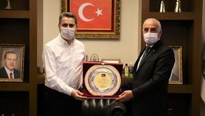 Başkan Eroğlu: En büyük üzüntümüz, halkımızla hemhal olamamak