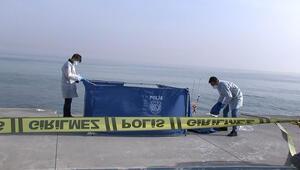 Kayıp ilanıyla aranıyordu, cesedi 8 gün sonra denizden çıktı