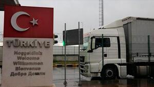 Son dakika…. Dereköy Sınır Kapısı giriş ve çıkışlara açıldı