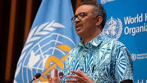 Dünya Sağlık Örgütü Direktörü Ghebreyesustan kritik açıklama: Bu salgında gideceğimiz daha uzun bir yol var