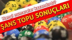 MPİ 988. hafta Şans Topu sonuç sorgulama ekranı - 20 Mayıs Şans Topu çekiliş sonuçları belli oldu