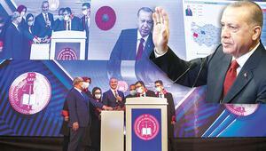 Erdoğan'dan hâkim ve savcılara: Vicdanınızı kimsenin emrine vermeyin