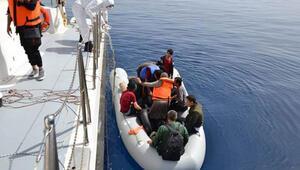 İzmirde 24 sığınmacı kurtarıldı