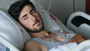 Mustafa için panzehir operasyonu 6 saat sürdü...