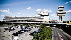 Tegel Havalimanı 15 Haziran'da 2 ay kapatılacak