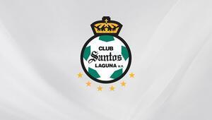 Santos Lagunada koronavirüs krizi Tam 8 futbolcu pozitif...