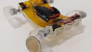 Türk araştırmacılar geliştirdi... Göçük altına ulaşabilen yumuşak robot