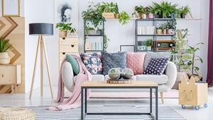 Baharın enerjisini evinize de yansıtabilirsiniz