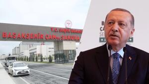 Son dakika... Cumhurbaşkanı Erdoğandan dev hastanenin açılışında kritik mesajlar