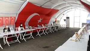 HDP önündeki eylemde 262nci gün