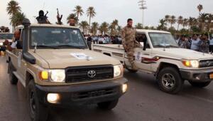 Son dakika haberler: Libya ordusu, Esabia beldesini Hafter milislerinden kurtardı