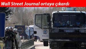 Pandemiyi fırsat bilen Yunanistandan Türkiye sınırında kirli oyun