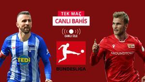 Berlin Derbisi Misli.comda CANLI YAYINDA Bundesligada banko iddaa tercihi...