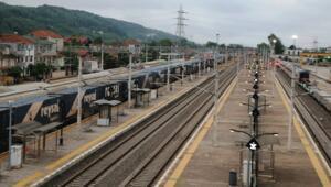 Marmaray geçişli ilk ihracat blok treni Sakaryadan yola çıktı
