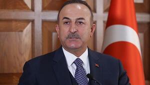 Bakanı Çavuşoğlunun diplomatik telefon trafiği