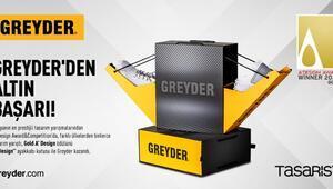 Greydere Bir Ödül de A Design Awardden