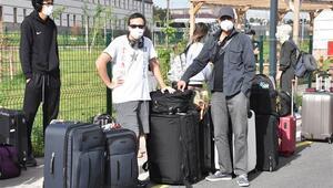 Sivasta yurtta karantinada tutulan 305 kişi tahliye edildi