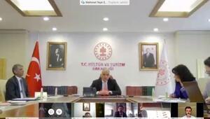 Bakan Ersoy İZTO üyeleri ile sektörü değerlendirdi