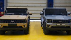 BMCnin zırhlı pikap aracı Tulga özellikleri nedir