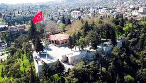 Tarihi Maraş Kalesi, bayram sonrası ziyarete açılıyor