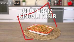 Glutensiz Kinoalı Kısır  | Mucize Lezzetler