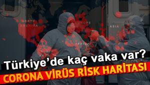 Corona Virüs haritasında son durum: Türkiye Koronavirüs tablosu 23 Mayıs ölüm ve vaka sayısı.. İşte Covid 19 son 24 saat