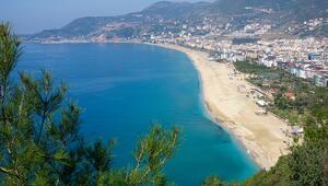 Türkiyede mavi bayraklı plaj sayısı arttı