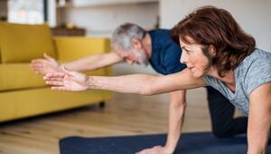 Basit egzersizlerle iskelet ve kas sisteminizi koruyun