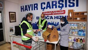 Elazığ Belediyesi, Ramazan ayında umut olmaya devam etti
