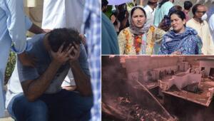 Son dakika haberler: Ülkeyi şoke eden detayı duyurdu Pakistanda yolcu uçağı düştü